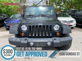Used 2012 Jeep Wrangler Unlimited for sale in London, ON