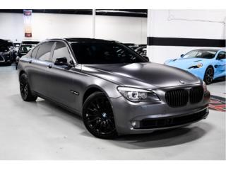 Used 2010 BMW 7 Series 750Li xDrive  NAVIGATION   INCOMING SOON !! for sale in Vaughan, ON