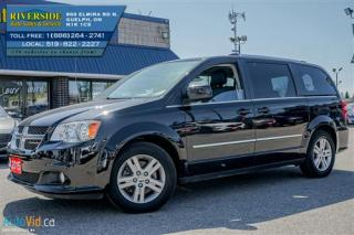 Used 2015 Dodge Grand Caravan Crew for sale in Guelph, ON