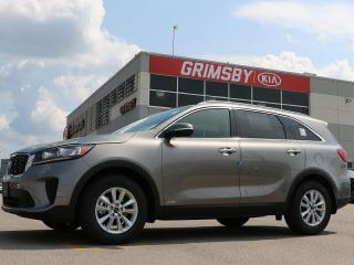 Used 2019 Kia Sorento SX V6| Heat Cool Seats| Navi| AWD| .0%| Leather for sale in Grimsby, ON