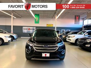Used 2016 Ford Edge TITANIUM *CERTIFIED!* |NAV|LEATHER|PANO ROOF| for sale in North York, ON