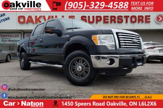 Used 2011 Ford F-150 XLT XTR 4X4 | SENSORS | TOW PKG | TONNEAU for sale in Oakville, ON