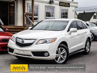Used 2013 Acura RDX Tech Pkg NAV XENONS ROOF BK.CAM WOW!! for sale in Ottawa, ON