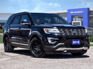 Used 2016 Ford Explorer XLT for sale in Markham, ON