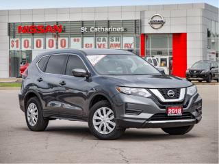 Used 2018 Nissan Rogue ONE OWNER !! for sale in St. Catharines, ON