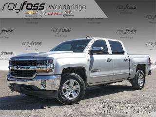 Used 2017 Chevrolet Silverado 1500 LT w/1LT 4X4 BACKUP CAM for sale in Woodbridge, ON