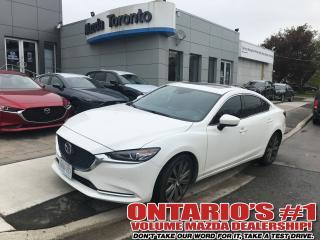 Used 2018 Mazda MAZDA6 SIGNATURE for sale in Toronto, ON