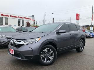 Used 2018 Honda CR-V LX AWD -  Auto Start - Honda Sensing for sale in Mississauga, ON