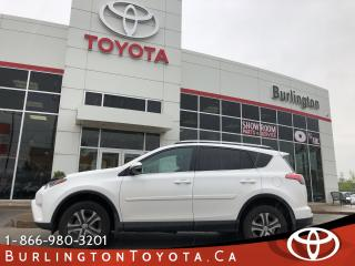 Used 2016 Toyota RAV4 LE EXTENDED WARRANTY for sale in Burlington, ON