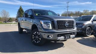 Used 2019 Nissan Titan XD Pro-4x 4x4 5.0l V8 Diesel for sale in Midland, ON