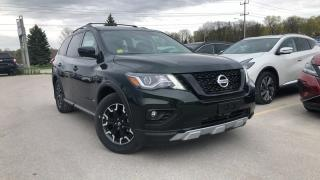 Used 2019 Nissan Pathfinder SL ROCK CREEK 3.5L V6 for sale in Midland, ON