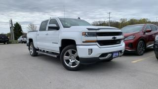 Used 2016 Chevrolet Silverado 1500 LT for sale in Midland, ON