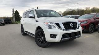 Used 2019 Nissan Armada Platinum 5.6l V8 for sale in Midland, ON