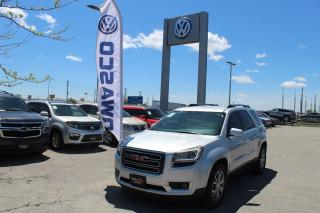 Used 2013 GMC Acadia SLT1 for sale in Whitby, ON