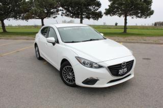 Used 2015 Mazda MAZDA3 4dr HB Sport GX for sale in Oshawa, ON