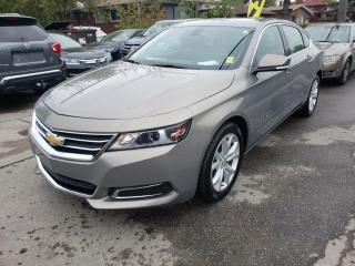 Used 2017 Chevrolet Impala 4dr Sdn LT w/1LT for sale in Toronto, ON