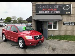 Used 2011 Dodge Caliber Uptown for sale in Kingston, ON