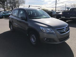 Used 2011 Volkswagen Tiguan S for sale in Truro, NS