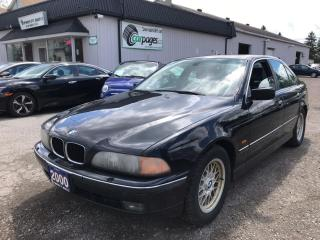 Used 2000 BMW 5 Series 528i for sale in Bloomingdale, ON