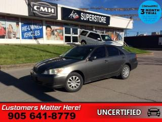 Used 2003 Toyota Camry LE for sale in St. Catharines, ON