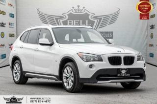 Used 2012 BMW X1 28i, AWD, PANO ROOF, HEATED SEATS, BLUETOOTH for sale in Toronto, ON