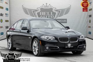 Used 2014 BMW 5 Series 535i xDrive, NAVI, A/C, SUNROOF, PUSH START, LEATHER for sale in Toronto, ON
