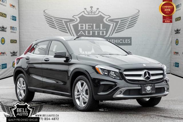 2016 Mercedes-Benz GLA Class GLA 250, NAVI, BACK-UP CAM, PUSH START, PANO ROOF, BLIND SPOT