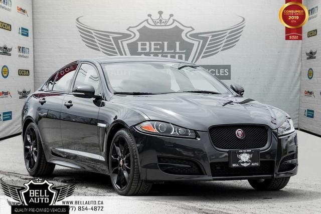 2015 Jaguar XF Sport Luxury, SUPER CHARGED, AWD, NAVI, BACK-UP CAM, BLIND SPOT, SUNROOF, PARKING AID