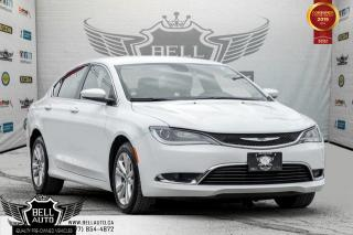 Used 2015 Chrysler 200 Limited, ALLOY, BLUETOOTH, PUSH START, A/C, HEATED SEAT for sale in Toronto, ON