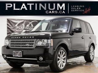 Used 2010 Land Rover Range Rover Supercharged V8, NAVI, CAM, Harman Kardon for sale in Toronto, ON