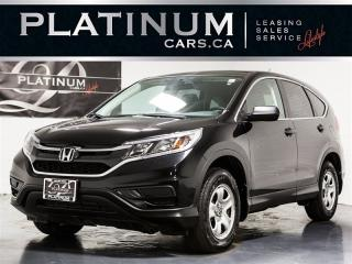 Used 2015 Honda CR-V LX, Backup CAM, Heated SEATS, Econ Mode for sale in Toronto, ON