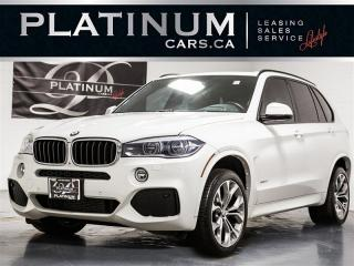 Used 2014 BMW X5 xDrive35i M-SPORT, 7 PASSENGER, NAVI, Heads UP for sale in Toronto, ON