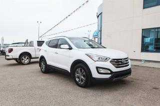 Used 2014 Hyundai Santa Fe Sport Leather Panoramic Roof Loaded! Santa Fe Sport for sale in Edmonton, AB