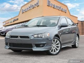 Used 2009 Mitsubishi Lancer -  - Bluetooth - $99.17 B/W for sale in Brantford, ON