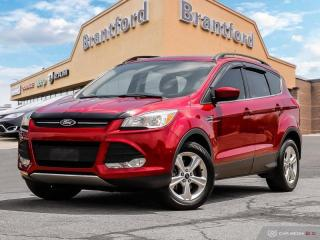 Used 2015 Ford Escape SE  - Bluetooth -  Heated Seats - $168.95 B/W for sale in Brantford, ON