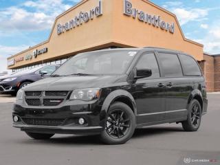 New 2019 Dodge Grand Caravan GT  - Radio: 430N - $272.79 B/W for sale in Brantford, ON