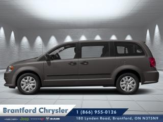 New 2019 Dodge Grand Caravan SXT  -  Uconnect -  Bluetooth - $204.02 B/W for sale in Brantford, ON
