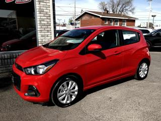Used 2018 Chevrolet Spark LT à hayon 4 portes CVT avec 1LT for sale in Longueuil, QC