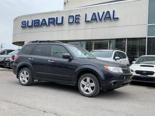 Used 2010 Subaru Forester 2.5X Limited ** Cuir Toit ** for sale in Laval, QC