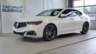 Used 2019 Acura TLX A-SPEC SH-AWD ** ÉLITE ** for sale in Blainville, QC