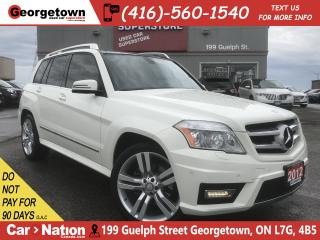 Used 2012 Mercedes-Benz GLK-Class 350 4MATIC | PANO ROOF | ONLY 116,007KMS for sale in Georgetown, ON