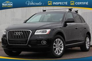 Used 2016 Audi Q5 2.0T Quattro for sale in Ste-Rose, QC
