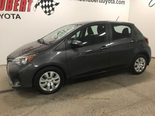 Used 2015 Toyota Yaris Le, A/c for sale in St-Hubert, QC