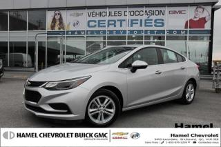 Used 2017 Chevrolet Cruze LT for sale in St-Léonard, QC