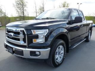 Used 2015 Ford F-150 Cabine Super 4RM 145 po XLT for sale in Vallée-Jonction, QC
