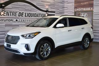 Used 2017 Hyundai Santa Fe XL Pemium+awd for sale in Laval, QC