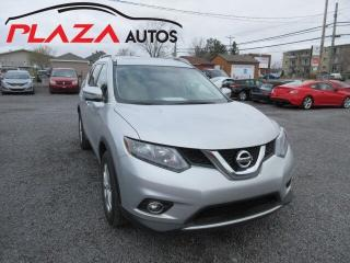 Used 2016 Nissan Rogue SV AWD for sale in Beauport, QC