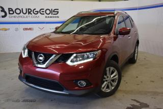 Used 2013 Nissan Rogue S Su, Awd, Toit for sale in Rawdon, QC
