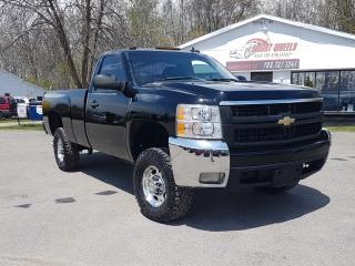 Used 2007 Chevrolet Silverado 2500 HD WT for sale in Barrie, ON