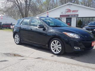 Used 2010 Mazda MAZDA3 GT for sale in Barrie, ON